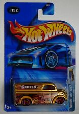 2004 Mattel Hot Wheels Demonition DAIRY DELIVERY #5/5 Griffin Gold Red