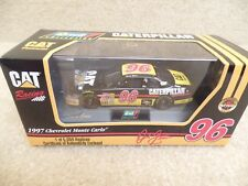 1997 Revell 1:43 Scale Diecast NASCAR David Green CAT Caterpillar Monte Carlo