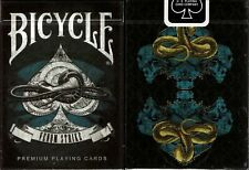 Venom Strike Deck Bicycle Playing Cards Poker Size USPCC Custom Limited  Sealed