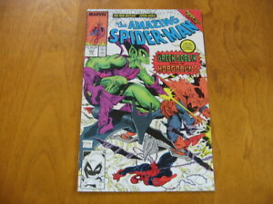 Amazing Spider-Man #312 very fine to near mint-