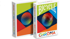 Bicycle Chroma Playing Cards by USPCC