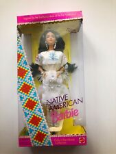 Native American Barbie Special Edition 1992