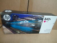 2020 HP 842A Magenta C1Q47A Ink Cartridge Pagewide XL 8000 Genuine OEM