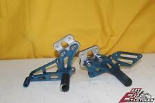 SUZUKI 06 09 GSXR600 GSXR750 LEFT RIGHT REARSET REAR DRIVER PEG BRACKETS EZ104