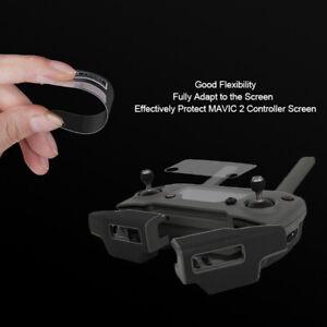 2pcs Screen Protective Film Kit For DJI Mavic 2 PRO ZOOM Drone Remote Controller
