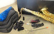 Jupiter JTS-789-787 Tenor Saxophone + Extras!!!