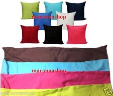 Pillowcase Lining Pillows Copricuscino Cushion Fabric 44x44 CM Sofa Living Room