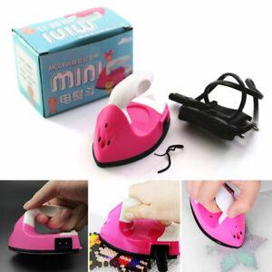 220/110V Mini Electric Iron Small Portable Travel Machine Clothes Craft DIY