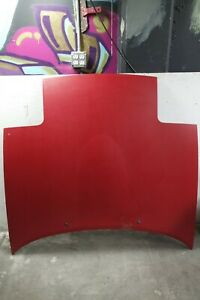 90-97 MAZDA MX-5 MIATA OEM Hood SHELL PANEL ALUMINUM Classic Red