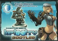 Tech-Bees Maintenance Battalions (1) PanOceania Infinity Bootleg New!