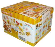 Rare 2012 Re-Ment Rilakkuma Supermarket Full Set of 8 pcs 🔥✌🏻🔎 Barbie