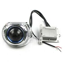 2pcs 3inch LED Bi Function Projector 6000k 12v Hi/Low Beam For All Cars 35w