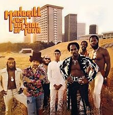 Just Outside Of Town - Mandrill (2015, CD NEUF)