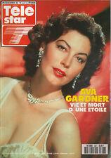 Télé Star N°697 Ava Gardner - Mike Tyson - Maruschka Detmers - Susan Strasberg