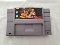 SNES Super Mario RPG: Legend Of The Seven Stars Cart Super Nintendo Authentic