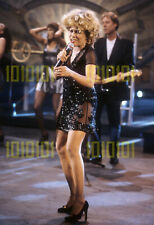 Photo - Tina Turner in a TV show, 1996