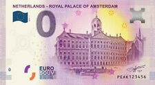 Billet 0 Euro - Netherlands, Royal Palace of Amsterdam  - 2019-1