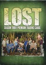 Lost Season 3 Mini Master Base & 3 Chase Sets