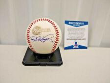 Paul Konerko Autographed 2005 World Series Baseball Beckett COA