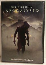 Apocalypto (DVD, 2007) Mel Gibson's