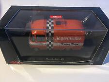 Mercedes Benz L408 Jagermeister Schuco 1/43