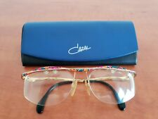 a5d0a48f19 Vintage CAZAL Mod 259 Half Rimless Eyeglasses Frame Made in Germany