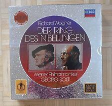B64 SEALED SOLTI WAGNER DER RING DES NIBELUNGEN 14 x LP DECCA DIGITAL STEREO