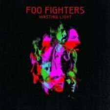 Foo Fighters Wasting Light CD 2011 Roswell Records MINT