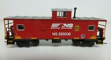 Atlas-N (Master Line) NORFOLK SOUTHERN  Ext. Vision Caboose #555006 Free Ship