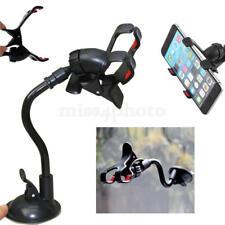 Auto Supporto Stand Ventosa Porta Cellulari Smartphone GPS Navigatore Mensola
