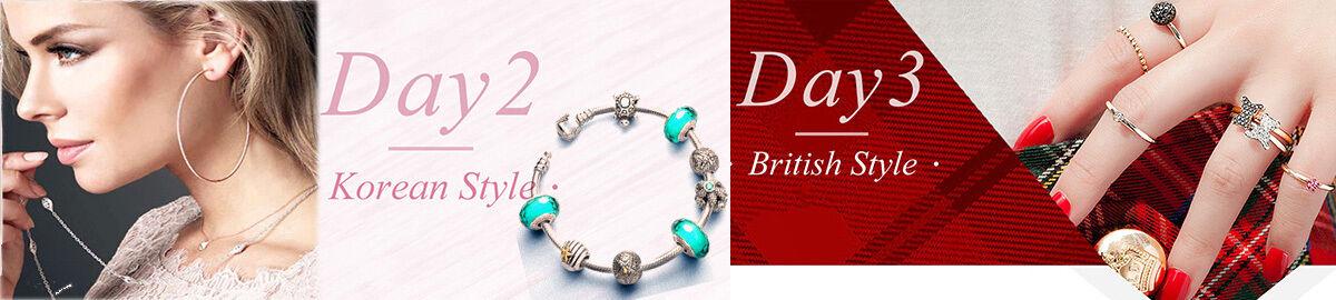 DIY European Jewelry Store