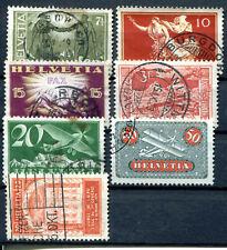 Briefmarke Schweiz vor 1945  Freimarken 1919