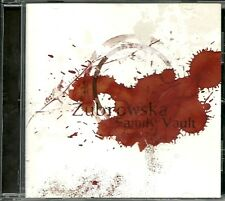 ZUBROWSKA-FAMILY VAULT-CD-deathcore-the dillinger escape plan-the red chord