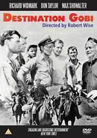 Destination Gobi  DVD  Robert Wise Richard Widmark Don Taylor Max Showalter