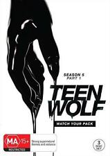 TEEN WOLF -  SEASON 5  - Part 1  - DVD- Sealed UK Compatible