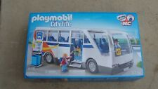 Playmobil 5106 City Coach New in Box never opened rare for collectors Geobra