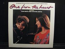 Tom Waits And Crystal Gayle One From The Heart Columbia FC 37703 Vinyl LP