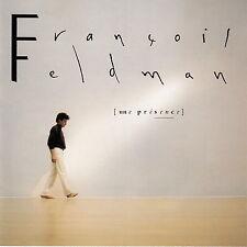 François Feldman CD Une Présence - France (M/M)