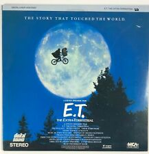 E.T. The Extra-Terrestial Laser Disc
