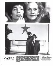 """Jeanne Moreau/Anne Parillaud """"La Femme Nikita"""" 1990  Vintage Movie Still"""
