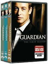 The Guardian . Complete Series . Season 1 2 3 . Retter Mit Herz . 18 DVD . NEU