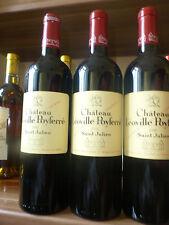 Chateau Leoville Poyferre 2011 St Julien Grand Cru (3 Bottles)