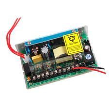 AC 110V-240V to DC 12V 5A Door Access Control Power Supply Backup Battery Port