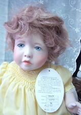 "Playhouse Doll Wig ""Tracy"" Size 12-13 Blonde - for Toddler Dolls Girls or Boys!"