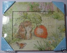 """BEATRIX POTTER  """"TIMMY WILLIE JIGSAW / PICTURE FRAME"""" A24842 MINT IN WRAP"""