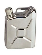 643 Rothco Stainless Steel 6oz Jerry Can Flask