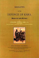 Narrative of the Defence of Kars by Atwell Lake (Paperback, 2002)