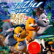 Zhu Zhu Pets : Quest For Zhu (Music From The Motion Pic CD