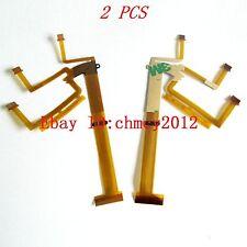 2PCS Lens Anti-Shake Flex Cable For SONY E 3.5-6.3 / 18-200 OSS 18-200mm Repair