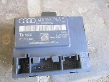 Audi A6 4F C6 Steuergerät Fensterheber hinten rechts  4F0959794 A
